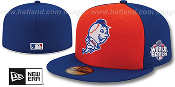 Mets '2015 WORLD SERIES DIAMOND-ERA' Hat by New Era