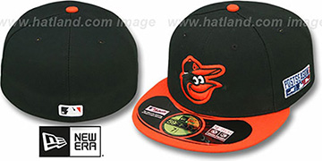 Orioles '2014 PLAYOFF ROAD' Hat by New Era