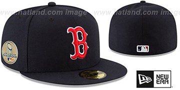Red Sox '2018 WORLD SERIES' CHAMPIONS GAME Hat by New Era