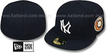 Yankees 1928 'WORLD SERIES CHAMPS' GAME Hat by New Era