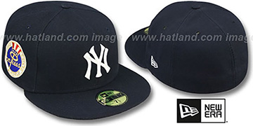 Yankees 1962 'WORLD SERIES GAME'-2 Hat by New Era