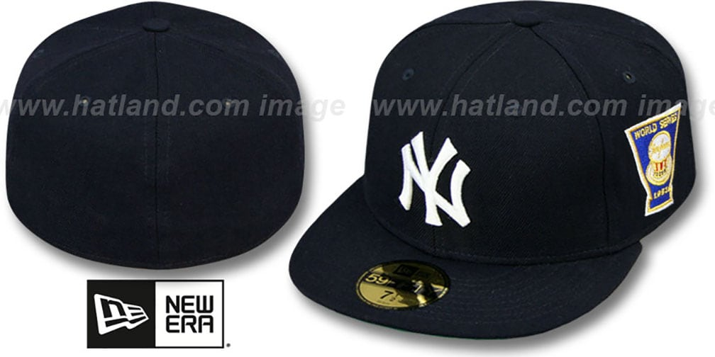 Yankees 1953 'WORLD SERIES CHAMPS' GAME Hat by New Era