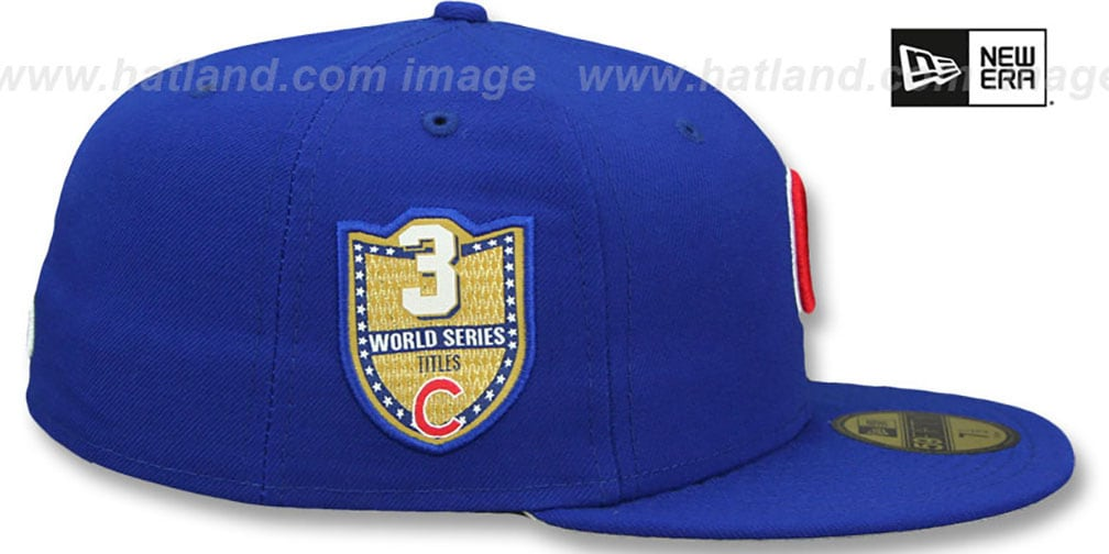 d70fb59c4e32c World Series Hats   Past and Present Hats of World Series Teams